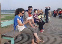 တရုတ်ခရီးသွားကျဆင်းလို့ ဥရောပခရီးသွားနဲ့ ပြန်ဖြည့်မယ်