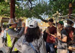 ကိုရိုနာကြောင့် မန္တလေးက တရုတ်ခရီးသွားလုပ်ငန်းတွေ ရပ်ထားရ