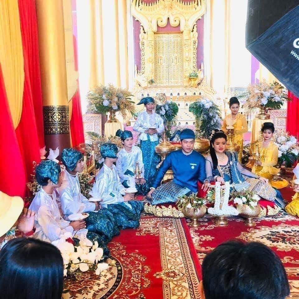#voiceofmyanmar #မႏၲေလး #VOM #ကုန္းေဘာင္ဆက္ #Pre Wedding