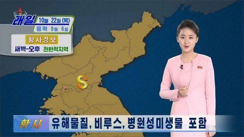 တရုတ်ကလာတဲ့ ဖုန်မှုန့်တွေမှာ ဗိုင်းရပ်စ်တွေပါလာနိုင်လို့ မြောက်ကိုရီးယား သတိပေး
