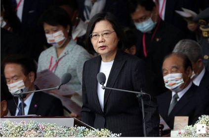 တရုတ်နိုင်ငံနဲ့ အဓိပ္ပါယ်ရှိရှိ ဆွေးနွေးလိုတယ်လို့ ထိုင်ဝမ်သမ္မတ ကမ်းလှမ်း