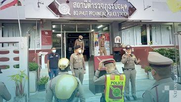 ထိုင်းရဲစခန်းမှာ အဖမ်းခံထားရတဲ့ မြန်မာအမျိုးသမီးကို ရဲအရာရှိက မုဒိမ်းမှုကျူးလွန်