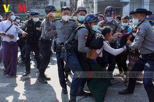Voice Of Myanmar ရဲ့ 18-1-2021 သတင်းစုံလင် မြန်ပြည်တခွင် ညနေခင်းအစီအစဉ်