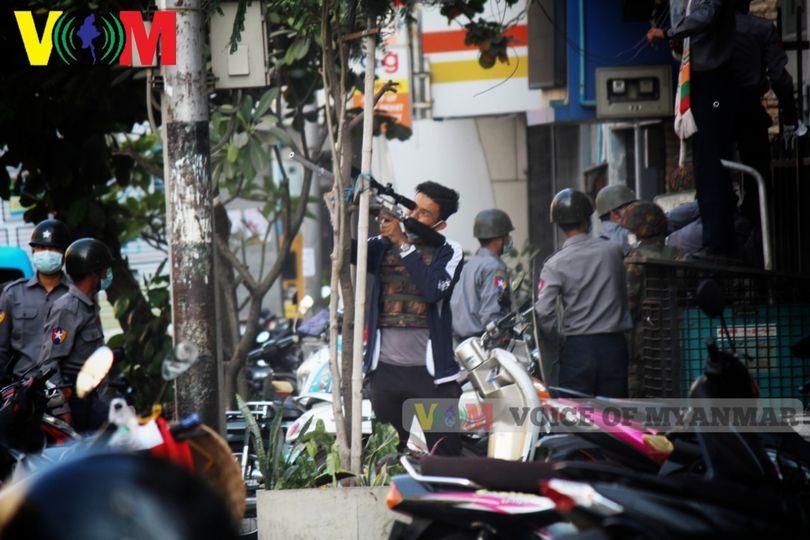 မြန်မာစစ်တပ်ကို လက်နက်ရောင်းချတာပိတ်ပင်ဖို့ ကုလသမဂ္ဂကို ကမ်ဘာတစ်ဝန်းရှိ လူ့အခွင့်အရေးအဖွဲ့တွေ တောင်းဆို