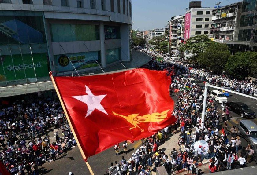 NLD ပါတီနဲ့ ညှိနှိုင်းဆွေးနွေးဖို့ မြန်မာစစ်တပ်ကို ထိုင်းအစိုးရ တိုက်တွန်းထား