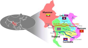 မြန်မာအပါအဝင် မဲခေါင်ဒေသနိုင်ငံတွေနဲ့ဆွေးနွေးဖို့ ဂျပန်စီစဉ်