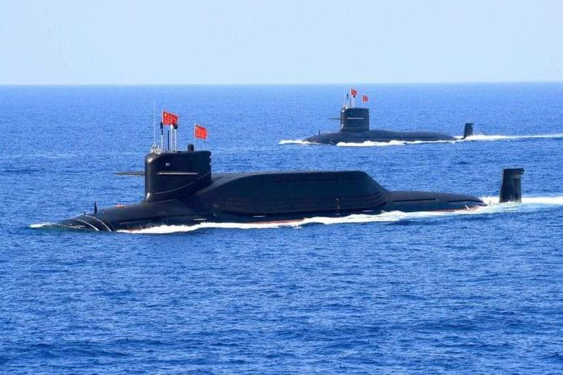 ဂျပန်ရေပိုင်နက်အနီး တရုတ်ရေငုပ်သင်္ဘောတစ်စင်း ရောက်ရှိနေ