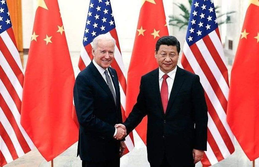 နှစ်နိုင်ငံပြိုင်ဆိုင်မှုမှ ပဋိပက္ခဖြစ်မလာဖို့ ဂျိုးဘိုင်ဒင်နဲ့ ရှီကျင်းပင်တို့ ဆွေးနွေး
