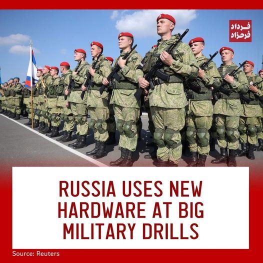 စစ်မြေပြင် တိုက်ခိုက်ရေးစက်ရုပ်သစ်တွေကို ရုရှားစစ်ဘက် ပထမဆုံးအကြိမ် အသုံးပြု