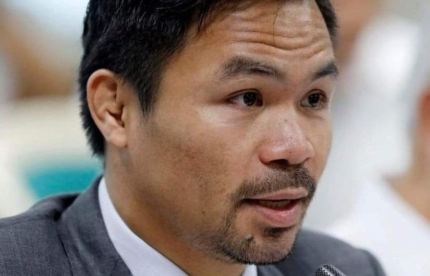 ဖိလစ်ပိုင်လက်ဝှေ့ကျော် ပက်ကွီအို သမ္မတရွေးကောက်ပွဲ ၀င်ရောက်ယှဉ်ပြိုင်မယ်