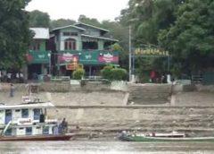 ကနီမြို့နယ်ထဲက လိုင်စင်ရစားသောက်ဆိုင်တွေကို ကနီ ထွေ/အုပ်ဦးဆောင်ပြီး အခွန်ငွေကောက်နေ