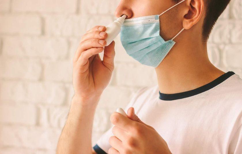 နှာခေါင်းဖြန်းဆေးနဲ့ ကိုဗစ်ကာကွယ်ဖို့ ရုရှားနိုင်ငံမှာ စမ်းသပ်နေ