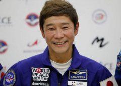 နိုင်ငံတကာအာကာသစခန်းကို သွားရောက်မယ့် ဂျပန်ဘီလျှံနာသူဌေး လေ့ကျင့်မှုတွေ လုပ်ဆောင်နေ