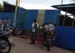 မင်္ဂလာဒုံမြို့နယ်က ကျေးရွာအုပ်ချုပ်ရေးမှူး သေနတ်နဲ့ပစ်သတ်ခံရ